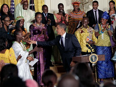 Obama tells African youth to be agents of change