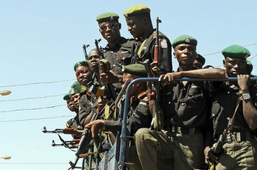 2011 Elections begin in Nigeria; heavy security, clashes and fears of rigging.