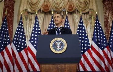 USAfrica: Obama offers Egypt $1 billion debt forgiveness, $1 billion loan guarantees; warns Gadhafi time is up