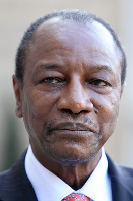 Guinea's President survives attack at his home