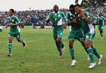Soccer: 2014 World Cup qualifiers in Africa resumes; Nigeria vs Kenya