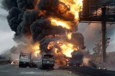TRAGEDY: 100 killed in Nigeria fuel tanker fire near Port Harcourt