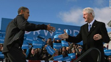 Bill Clinton on Why Obama is a better choice for America and its middle class.