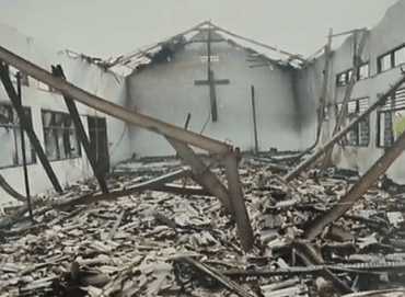 TERROR: 15 Christians shot, throats slit inside church by suspected Nigerian Islamists Boko Haram