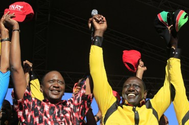 Kenya presidential elections, voting open after gun attacks; threats and tension