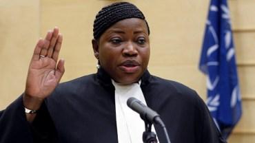African woman makes history: Fatou Bensouda starts as chief prosecutor at World Criminal Court; set to tackle Ghaddafi's son; assessing Kenya President Uhuru Kenyatta's case.