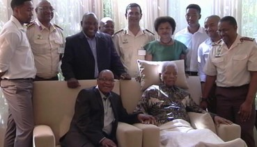 On Mandela, ANC defends use of controversial photos/video of passive icon