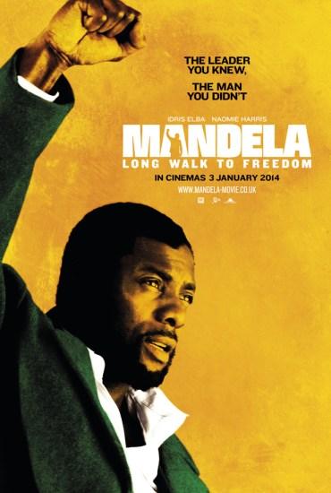 """Is that me?"": Mandela on Idris Elba's portrayal of him in new movie."