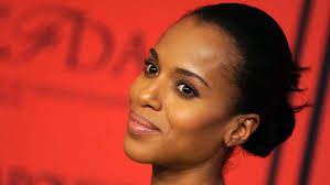 'Scandal' superstar Kerry Washington pregnant for Nigerian-American football star Nnamdi Asomugha