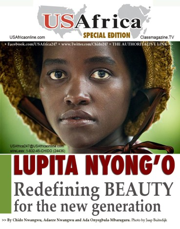 USAfrica: Lupita Nyongo's redefinition of beauty