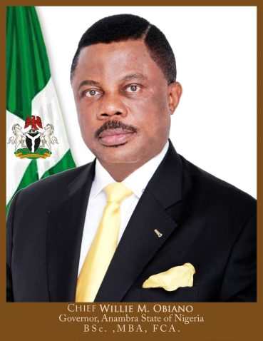 USAfrica: My Work towards Securing the Dream of a new Anambra State. By Gov. Willie Obiano