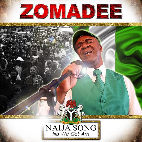 USAfricaMUSIC: Zomadee, new Afro-Pop star sings for peace in Nigeria