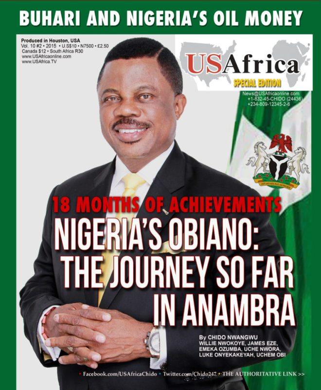 USAfrica: Anambra State begins export of farm produce to Europe, says Obiano