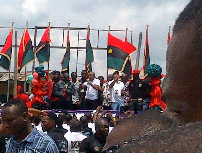 USAfrica: Biafra, The rise of Separatism in Nigeria and referendum. By Victor Onyiliagha