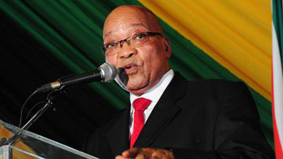 South Africa's President Zuma survives impeachment; amidst scandal