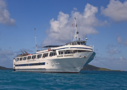 Blount small ships cruises adventures for Small cruise ship lines