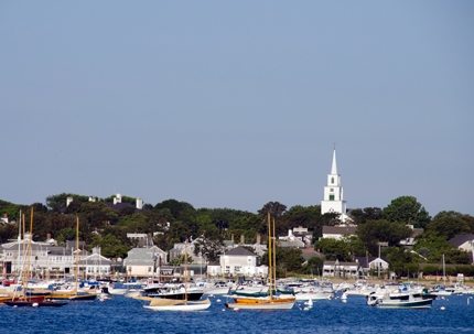 Islands of New England