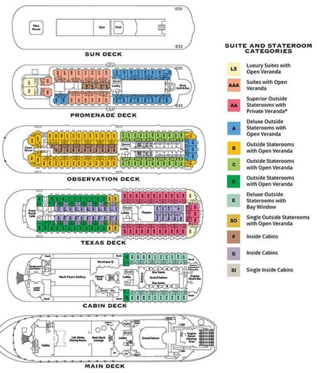 2016 Deck Plan