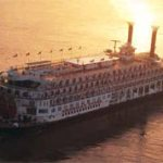 Antebellum South- Aboard the American Queen
