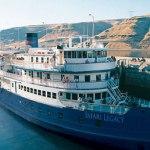 In the Path of Lewis & Clark: Rail & Sail