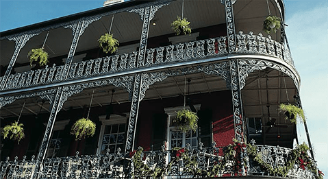 New Orleans To Memphis Usa River Cruises