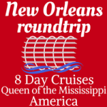 Cruise the Deep South: New Orleans, Round Trip