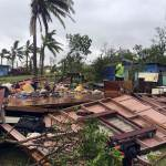 Recovering from Cyclone Winston