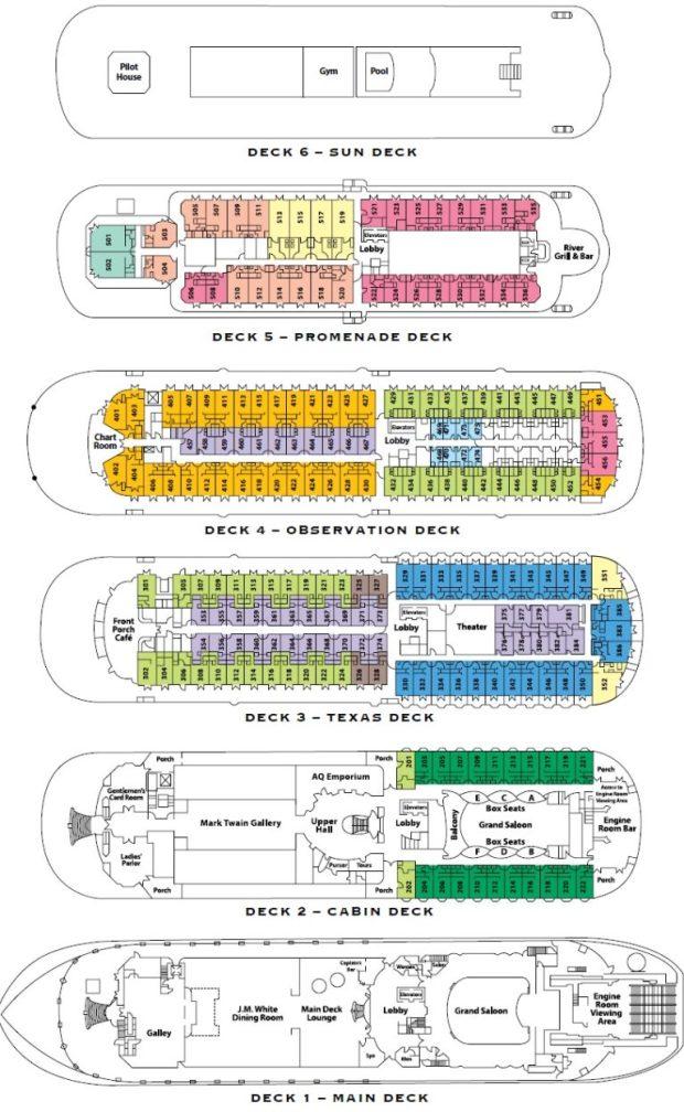 2017 Deck Plan