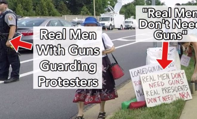 Real Men Don't Need Guns FI
