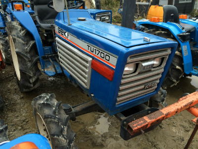 ISEKI/TU1700F used mini tractor |K.H.S japan