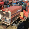 YANMAR F14D 03668 used compact tractor |KHS japan