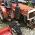 YANMAR F14D 01950 used compact tractor |KHS japan