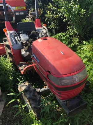 YANMAR AF170D 11647 used compact tractor |KHS japan