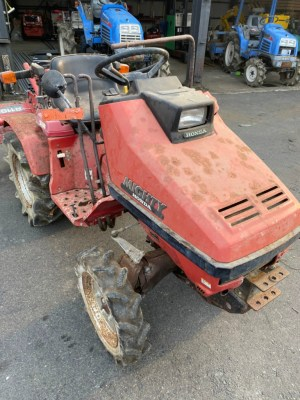HONDA MIGHTY130D 46800817 used compact tractor |KHS japan