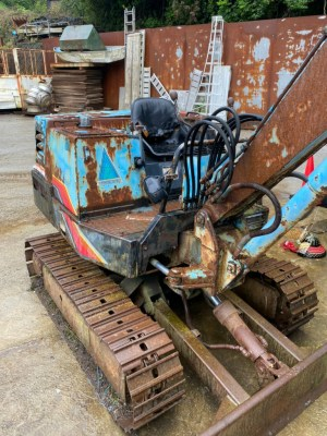 YANMAR YB20 UNKNOWN used BACKHOE |KHS japan