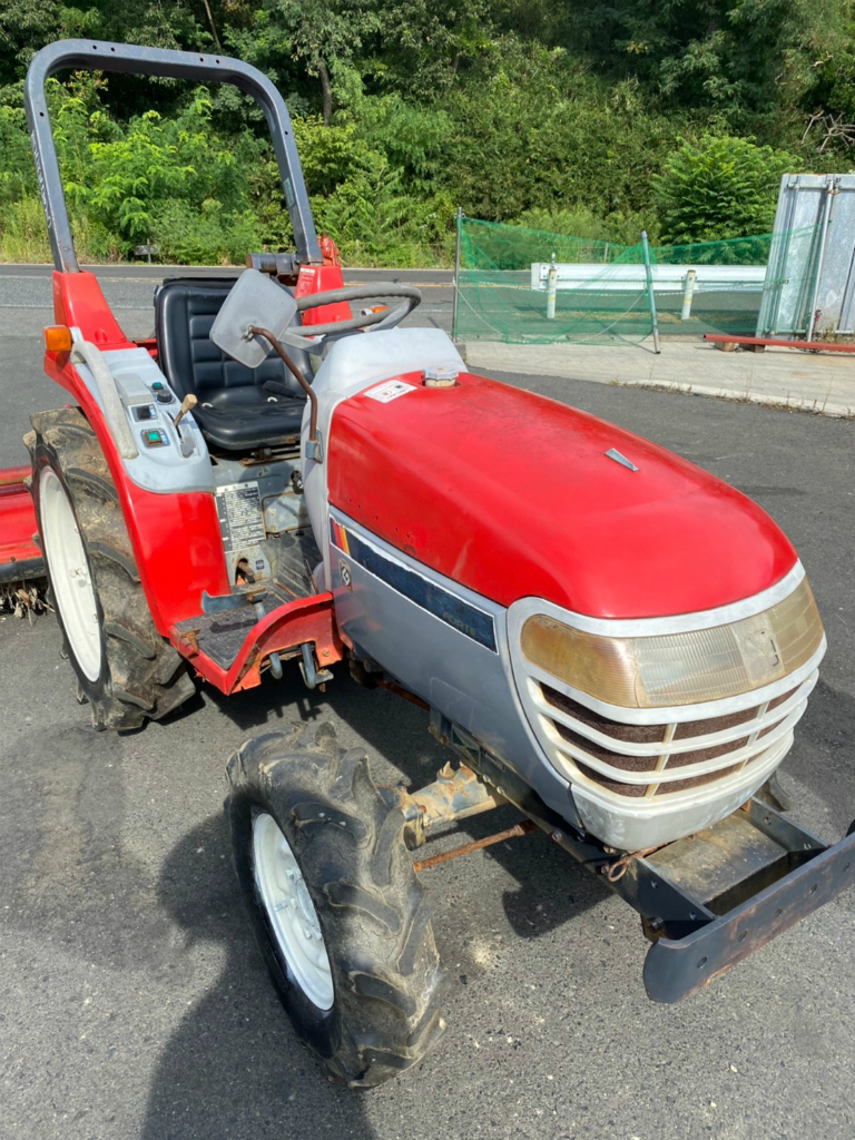 YANMAR AF17D 07337 used used compact tractor |KHS japan