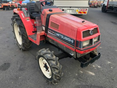 MITSUBISHI MTX24D 50823 used compact tractor |KHS japan
