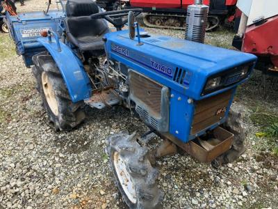 ISEKI TX1410F 003608 used compact tractor |KHS japan