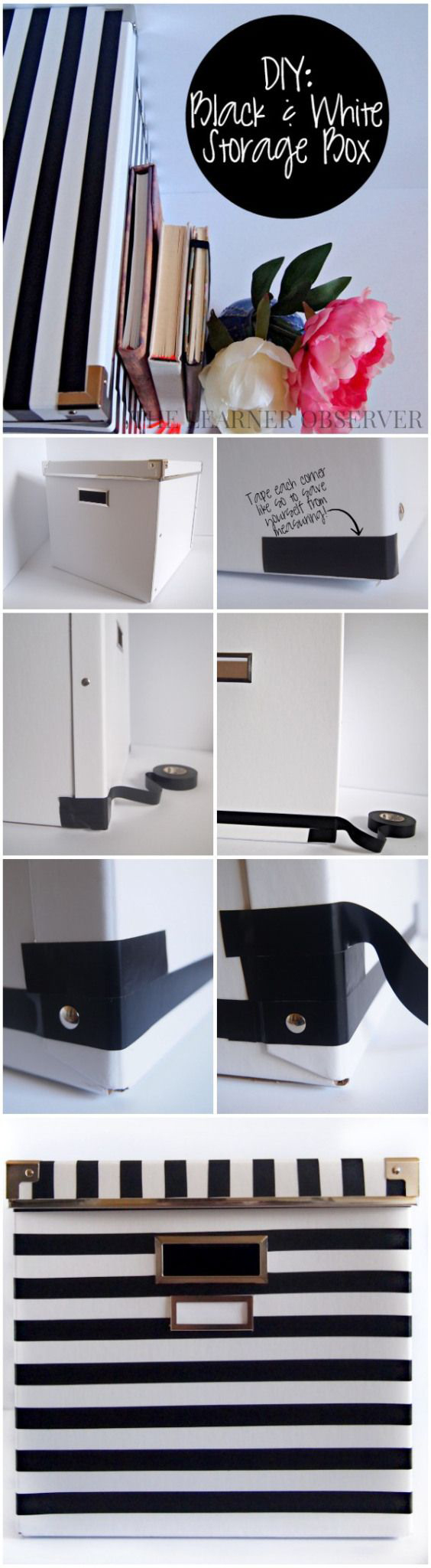 18 Brilliantly Ingenious Storage Ideas and Organizers t ~ 062515_Diy Dorm Room Storage Ideas