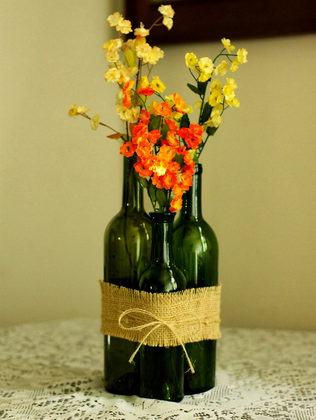 23 fascinating ways to reuse glass bottles into diy for Reuse glass