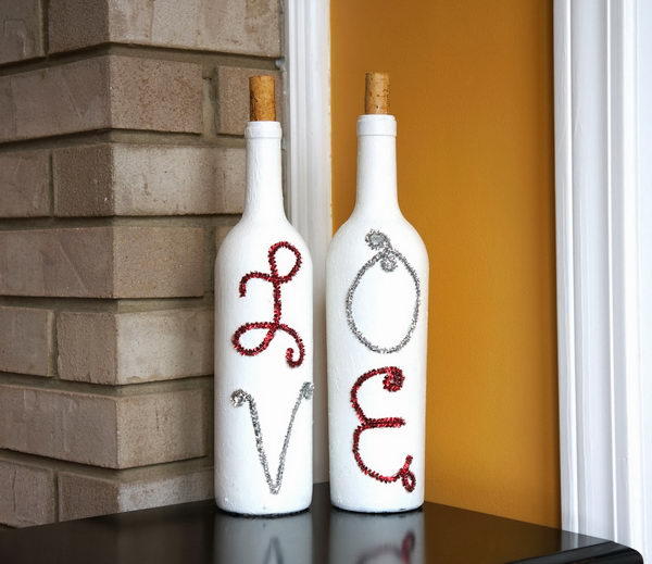26 Highly Creative Wine Bottle DIY Projects to Pursue
