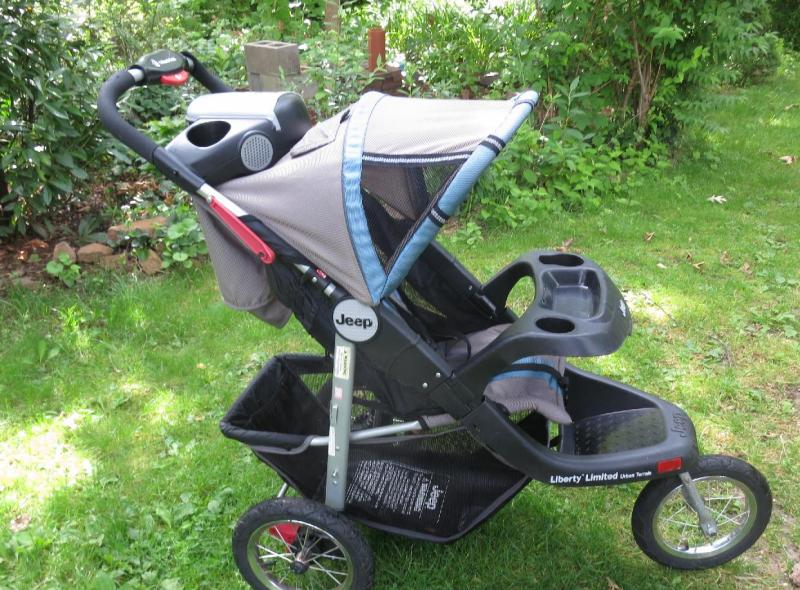 Large Of Jeep Jogging Stroller