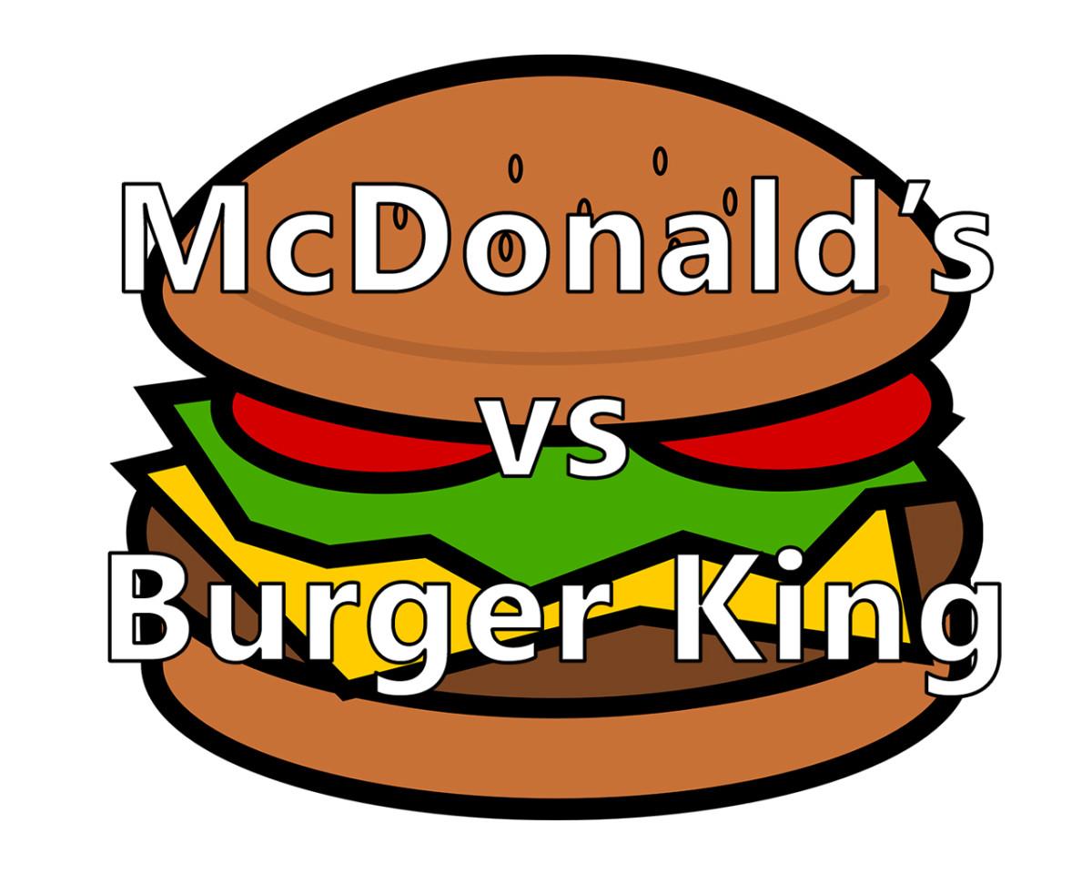 Compelling Mcdonalds Vs Burger King Hubpages Burger King Slogan 2015 Burger King Slogan Uk nice food Burger King Slogan