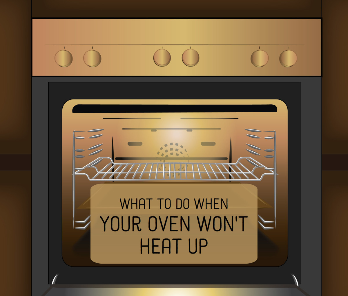 Marvelous Reasons Why Your Gas Or Electric Oven Heating Dengarden Gas Oven Wont Light But Broiler Works Gas Oven Won T Light When Hot houzz-03 Gas Oven Wont Light