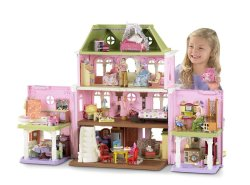 Small Of Fisher Price Doll House