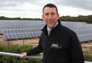 UK's Largest Solar Farm Launched
