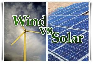 Wind and Solar Have Advantages in Different Living or Working Environments - Image from WastedEnergy.net