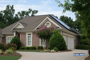 Georgia Power hopes to get many of its solar MWs from residential installations. Image from solarenergy-usa.com