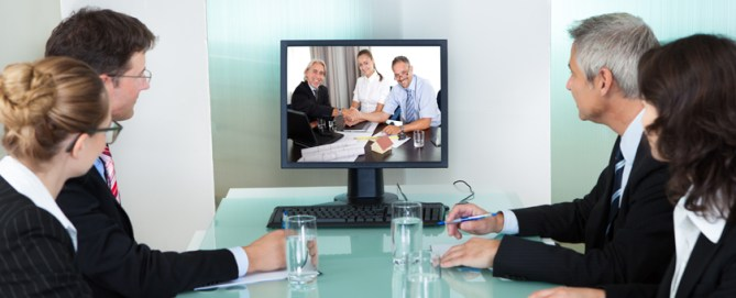 Video Conferencing interpretation