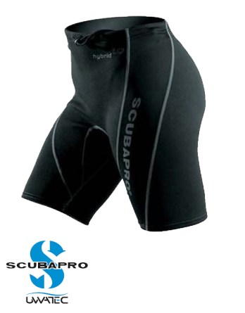 scubapro-水母褲-HYBIRD T SHORTS 1mm
